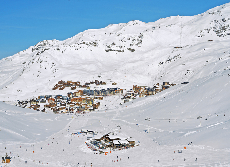Ski Rental Val Thorens Intersport Intersport By Les Balcons De